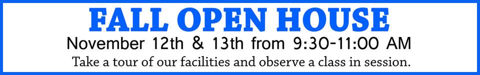 Windsor Christian Preschool & Kindergarten Open House